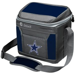Dallas Cowboys Coleman 9-Can 24-Hour Soft-Sided Cooler