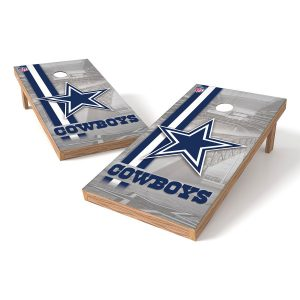 Dallas Cowboys Cornhole Tailgate Toss XL Shields Set