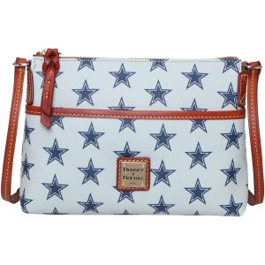 Dallas Cowboys Dooney & Bourke Women's Team Color Ginger Crossbody