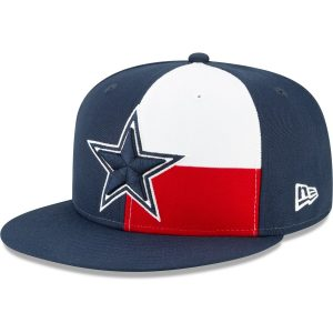 Dallas Cowboys New Era 2019 NFL Draft Spotlight 59FIFTY Fitted Hat