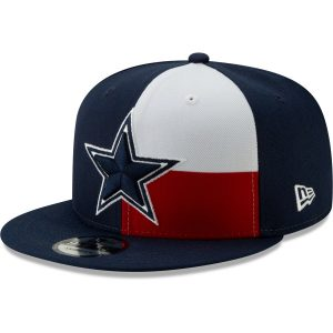 Dallas Cowboys New Era 2019 NFL Draft Spotlight 9FIFTY Adjustable Snapback Hat