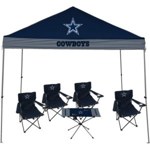 Dallas Cowboys Rawlings Large Tailgate Kit