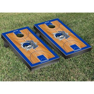 Dallas Mavericks Court Cornhole Game Set
