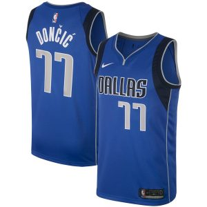 Dallas Mavericks Luka Doncic Nike Men's Swingman Jersey