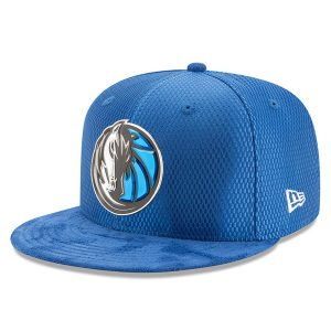 Dallas Mavericks New Era 2017 NBA Draft Official On Court Collection 59FIFTY Fitted Hat