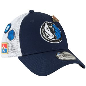 Dallas Mavericks New Era 2018 Draft 39THIRTY Fitted Hat