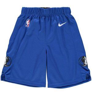Dallas Mavericks Nike Preschool Icon Replica Team Shorts