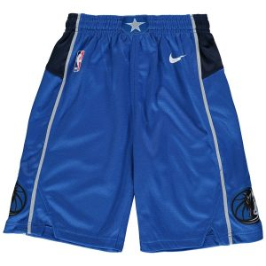 Dallas Mavericks Nike Youth Swingman Icon Performance Shorts