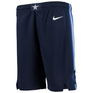 Dallas Mavericks Nike Youth Swingman Statement Shorts