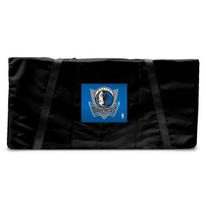 Dallas Mavericks Regulation Cornhole Carrying Case