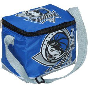 Dallas Mavericks Zippered Insulated Lunch Bag – Royal Blue