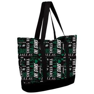 Dallas Stars Women's Collage Tote Bag