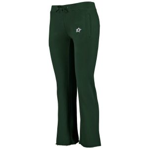 Dallas Stars Women's Kelly Green Lefty Fleece Lounge Pants