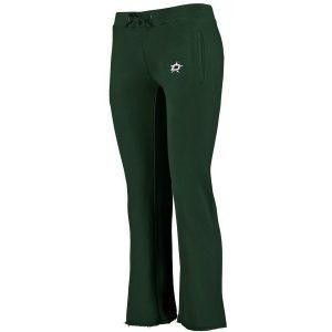 Dallas Stars Women's Kelly Green Lefty Fleece Lounge Pants