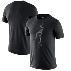 Dirk Nowitzki Dallas Mavericks Nike MVP Try Performance T-Shirt