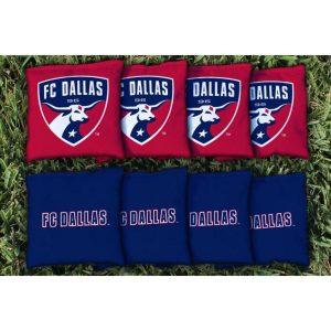 FC Dallas Cornhole Kernel-Filled Game Bag Set