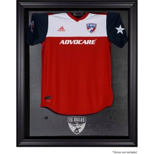 FC Dallas Fanatics Authentic Black Framed Team Logo Jersey Display Case