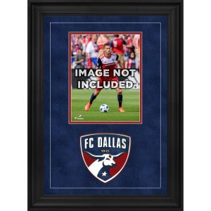 FC Dallas Fanatics Authentic Deluxe 8″ x 10″ Vertical Photograph Frame with Team Logo