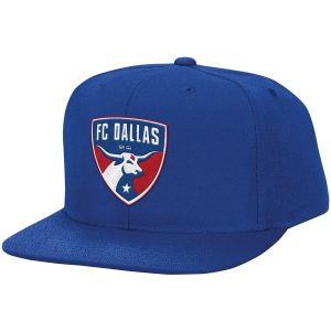FC Dallas Mitchell & Ness MVP Classic Adjustable Snapback Hat