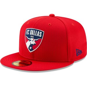FC Dallas New Era 2019 On-Field 59FIFTY Fitted Hat