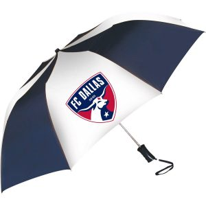 FC Dallas Two-Tone Auto Sport Folding Umbrella