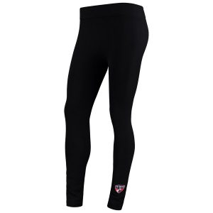 FC Dallas ZooZatz Women's Fleece Lined Leggings – Black