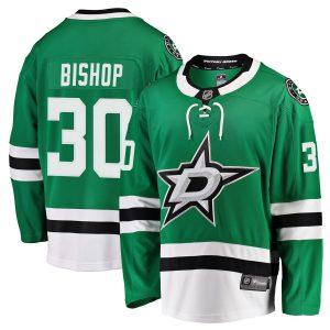Fanatics Branded Ben Bishop Dallas Stars Kelly Green Breakaway Jersey