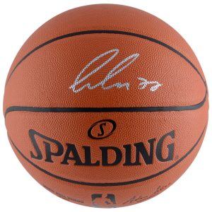 Luka Doncic Dallas Mavericks Fanatics Authentic Autographed Spalding Indoor Outdoor Basketball
