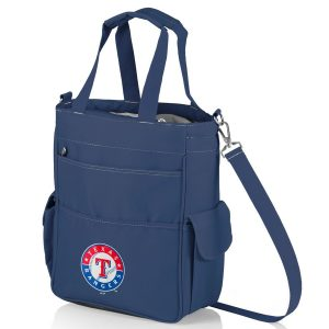 Texas Rangers Activo Waterproof Tote Bag – Navy Blue