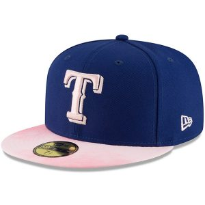 Texas Rangers New Era 2019 Mother's Day On-Field 59FIFTY Fitted Hat