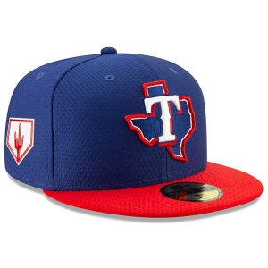 Texas Rangers New Era 2019 Spring Training 59FIFTY Fitted Hat