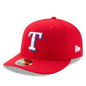 Texas Rangers New Era Alternate Authentic Collection On-Field Low Profile 59FIFTY Fitted Hat