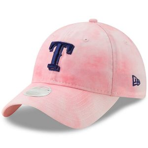 Texas Rangers New Era Women's 2019 Mother's Day 9TWENTY Adjustable Hat