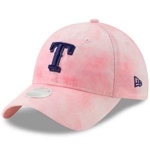 Texas Rangers New Era Women's 2019 Mother's Day 9TWENTY Adjustable Hat