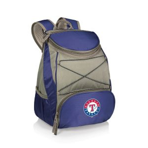 Texas Rangers PTX Backpack Cooler – Navy