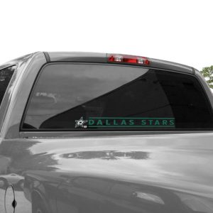 WinCraft Dallas Stars 2″ x 17″ Perfect-Cut Decal