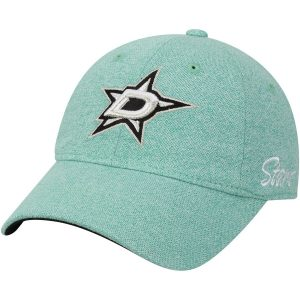 Adidas Dallas Stars Women's Kelly Green Team Adjustable Slouch Hat