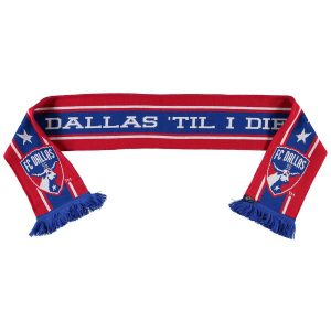 FC Dallas Team Crest Scarf