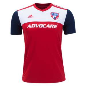 FC Dallas Youth Team Uniforms